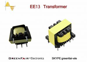 China Customized High Frequency Isolation Transformer , EE11.5 Small High Voltage Transformer on sale