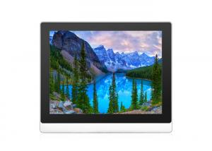 China Ultra narrow Bezel 8 Inch Industrial High Resolution Touch Panel PC on sale