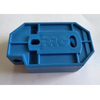PC ABS Box / Cover Precision Plastic Injection Molding High Strength Performance