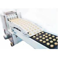 Multi Shape Biscuit Processing Line / Machine Commercial Biscuit Production Support