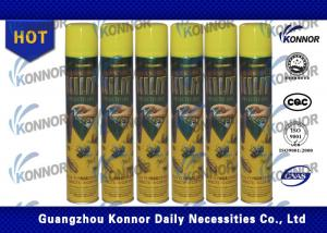 China Outdoor Insect Killer Mosquito Repellent Aerosol Spray Disposable on sale