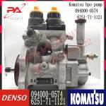 Original Fuel Pump  094000-0574 for 6251-71-1121 6251711121 pc450-8