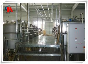 China OEM ODM Industrial Water Treatment Systems Equipped With Pretreatment System supplier