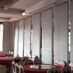 Operable Wall Folding Movable Acoustic Partition Wall Divider Sliding Partitions