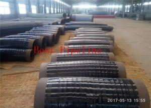 China Epoxy Coated Steel Pipe PE/2PE/3PE Surface API RP 5L2 PN-EN 10301 Water Supplies Usage +RURY +KOTŁOWE on sale