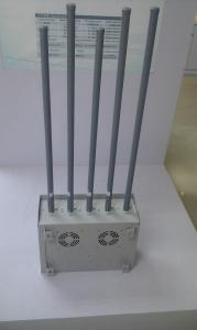 China CDMA / 3G / Wifi Cell Phone Frequency Jammer With Cell Phone Frequency Jammer on sale