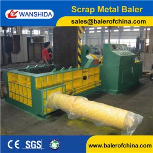 China Y83/T-160 Aluminum steel brass compactor press scrap metal recycling machine (CE) on sale