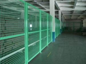 China 50x50mm machine guards fencing wire mesh for sale on sale