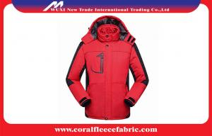 China Windproof Womens / Mens Outdoor Jackets And Coats Climbing Outdoor Clothing on sale