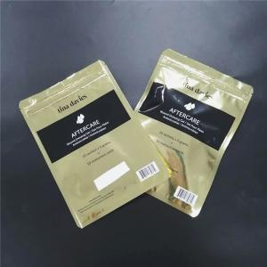 China Gravure Printing 150mic VMPET Aluminum Foil Cosmetic Bag on sale