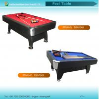The Most Popular Indoor MDF Pool Table
