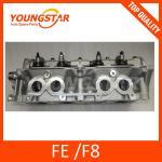 Complete Cylinder Head MAZDA FE/F8  F850 10100F ; CYLINDER HEAD ASSY  MAZDA FE/F8