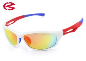 China Outdoor Polarized Interchangeable Lens Sports Sunglasses UV400 on sale