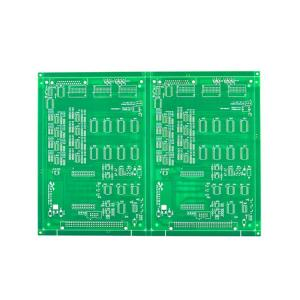 China Low price FR4 6mil 0.3mm line spacing HASL LF Multilayer PCB printed electric circuit board on sale