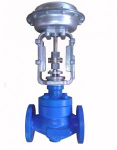 China pneumatic flow control pneumatic positioner air operated valve Pneumatic Pressure Control Valve on sale
