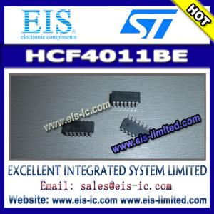 China HCF4011BE - STMicroelectronics - QUAD 2 INPUT NAND GATE - sales009@eis-ic.com on sale