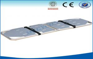 China Foldable Medical Ambulance Stretcher , Portable Foldaway Stretcher on sale