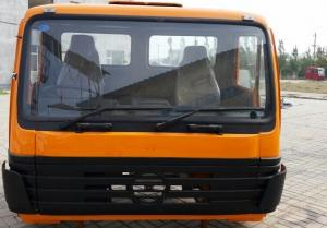 China Right Hand Drive Truck Steel Cabin Complete and Truck Cabin Frame and All the Truck Components For Beiben North Benz on sale