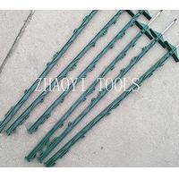 104cm portable step-in plastic paddock  posts
