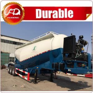 cement bulkers Dry bulk cement powder material silo truck tanker
