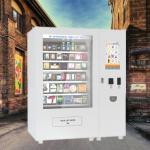 Winnsen Large Capacity Multi Functional Lollipop Vending Machine Lcd Advertising Screen