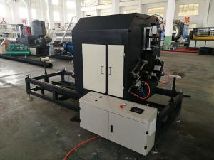 China HDPE Double Wall Corrugated Pipe Machinery , Corrugated Pipe Extrusion Line SBG-250 on sale