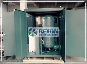 China Fully Enclosed Turbine Oil Filtration Machine For Electric Power 9000LPH TY-W-150 on sale