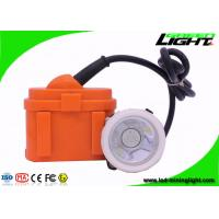 GJ6.0-A Rechargeable NI-MH Battery Coal Mining Lights ,  300mA Safety Led Head Torch with 20 Hours Lighting Working Time