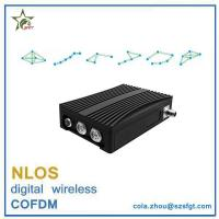 16 nodes COFDM nlos video and data transceiver wireless IP MESH