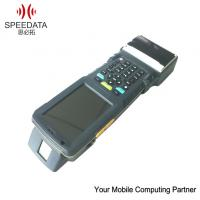 China Android Waterproof Fingerprint Reader Portable Data Collection Terminal on sale
