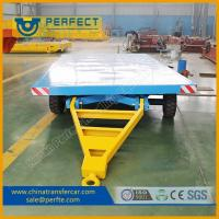 Special Design  Industrail Material Trailer With Draw Bar Towed By Tractor