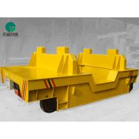 China Explosion-Proof AC Powered Foundry Steel Ladle Transfer Vehicle Transport Carts for Ladle on sale