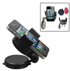 China Universal Windshield Car Holder for Mobile Phones / GPS / PDA / PSP / iPod touch / iPhone on sale