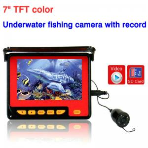 China 20M 4.3 TFT Underwater Fish Finder Camera HD 1000TV Lines Camera on sale