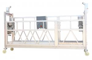 China Aluminum Alloy Suspended Access Equipment Hanging Scaffold Systems on sale