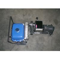 1 Ton Yamaha Engine Powered Capstan Winch for cable pulling and hoisting