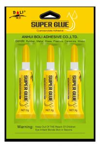 China China OEM Factory 10g*6PCS All Purposes Glue on sale
