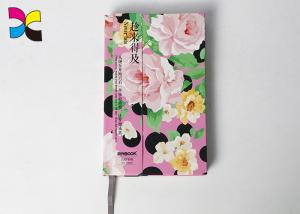 China Custom Blank Schedule Notepad Printing With Logo / 80gsm Offset Paper Mini Memo Pads on sale