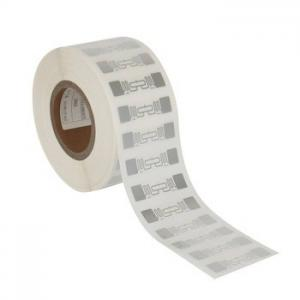 China Adhesive Logistics UHF RFID Tag Label Sticker For Inventory Management on sale