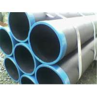 China Laminé à chaud et ERW a soudé le tuyau d'acier au carbone/tuyauterie, le tuyau d'acier X52, X56, X65 de chaudière on sale