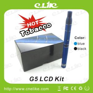 China E-cigarette Ago G5 use Dry Herb High Quality Promised Huge Vapor Health Smoke on sale