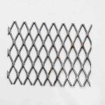 XS-62 Carbon Steel Expanded Metal Mesh For National Boundary Fence