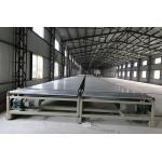 Cadena de producción de la esponja suave continua del poliuretano que hace espuma, máquinas de la fabricación de la espuma de la PU