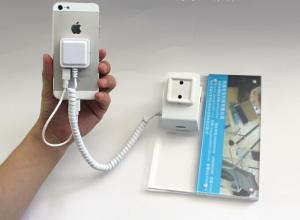 China COMER Anti Theft Locking Desk Mounts for Cellular Phone Acrylic Displays on sale