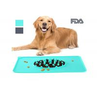 China FDA&LFGB Grade Silicone , Pet Show Eating Bowl , Slow Feeding Mat for Dogs on sale
