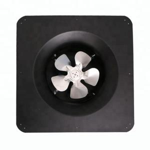 China 20w Roof Air Ventilator Solar Vent Fan Heat Dissipation For House Air Ventilation on sale