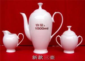China Turkey 64 Piece Ceramic Salt And Pepper Shakers, Custom Logo Chinese Tea Cup Set on sale