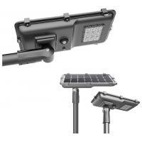 Unique 20w Solar LED Street Light / Solar LED Garden Lights For Train Station