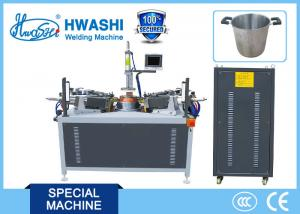 China Stainless Steel Pot Handle Capacitive Discharge Spot Welder , Butt Welding Machine on sale