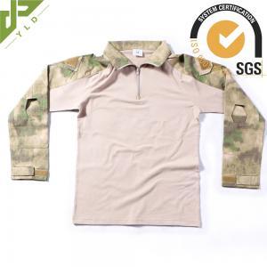 China Da chama militar do terno 150g da rã de TACS FG um estilo resistente da camuflagem da engrenagem da operação on sale